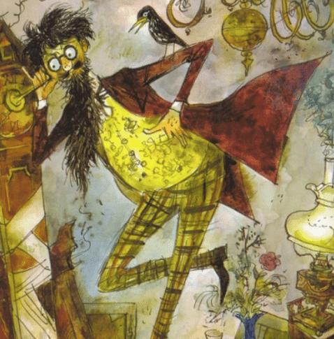 Przygody Pana Kleksa Nostalgia Za Dzieciństwem Bilingual Kid