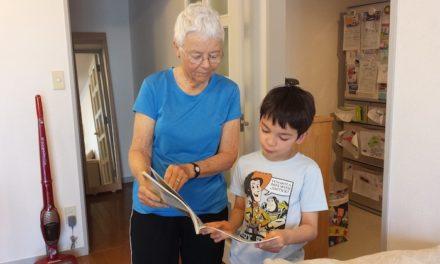 Rola Dziadków w nauce języka polskiego