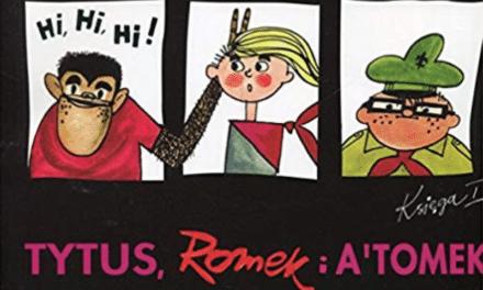 Tytus, Romek i A'Tomek, nasze rodzime komiksy