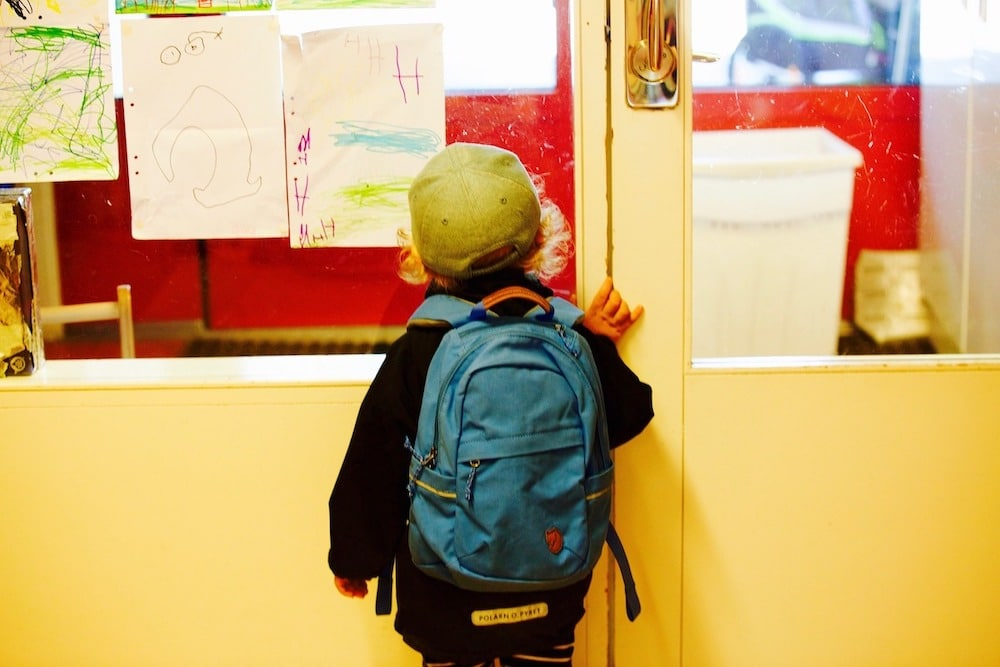 Początek szkoły i ryzyko osłabienia języka mniejszościowego