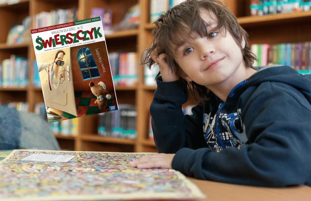 Polskie pisemka dla dzieci i nauka języka