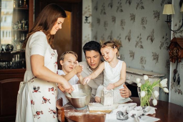 Dwujęzyczne wychowanie jako projekt rodzinny