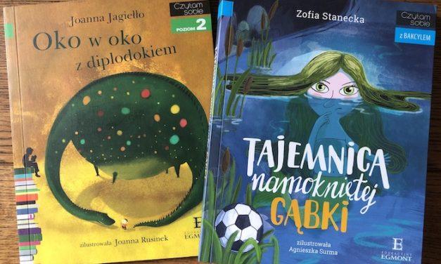 Czytam sobie – idealne czytanki (nie tylko) dla dwujęzycznego dziecka