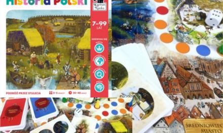 """Gra edukacyjna """"Historia Polski"""" – przyjemny sposób na odkrywanie naszej historii?"""